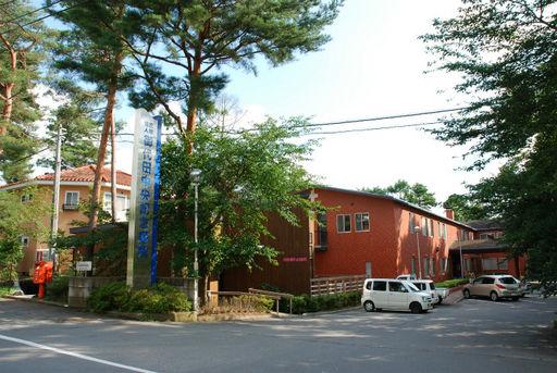 御代田中央記念病院 2300m