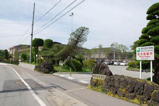 御代田中学校 2000m