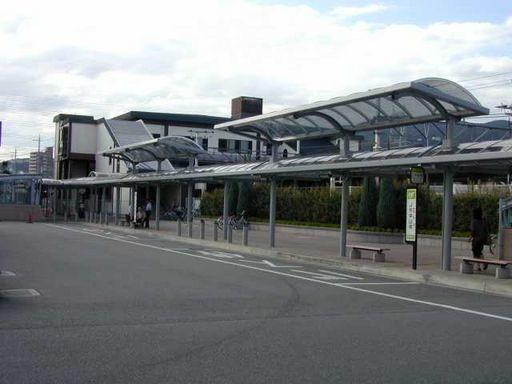 駅前ロータリー