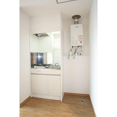 キッチン・洗濯機スペース