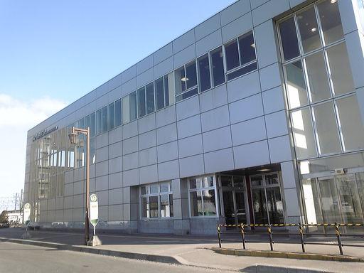JR恵庭駅 570m