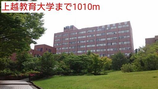 上越教育大学 1010m