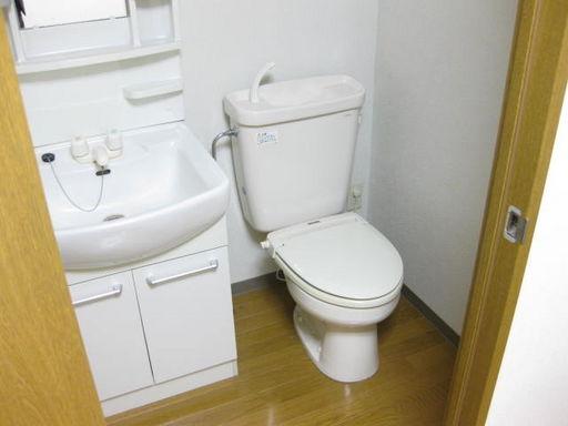 洗面化粧台・トイレ