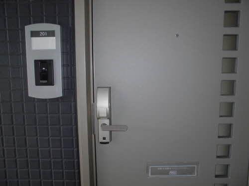 玄関・デジタルロック