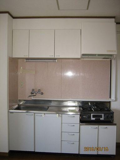 室内A キッチン