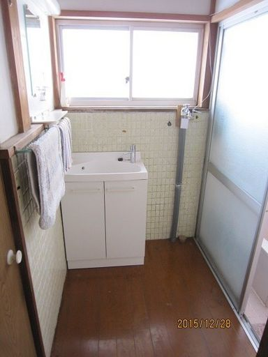 洗面化粧台・脱衣所