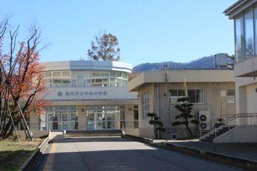 胎内市立中条小学校 679m