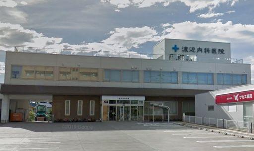 上越市幸町 渡辺内科医院 450m