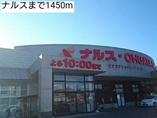 ショッピングセンター 1450m