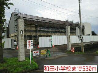 和田小学校 530m