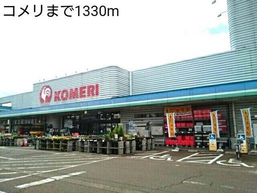 衣料品店 750m
