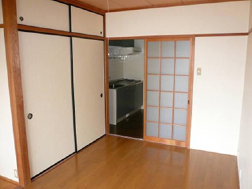 洋室~キッチン☆