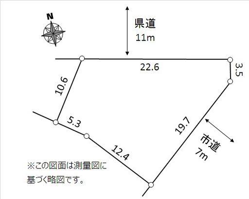 区画イメージ図