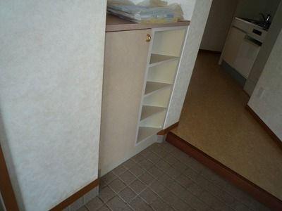 キッチン☆(以下302内観写真)