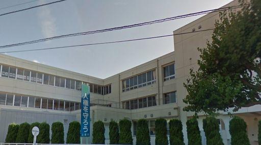 上越市栄町 上越市立城北中学校 600m