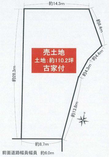 土地図面☆