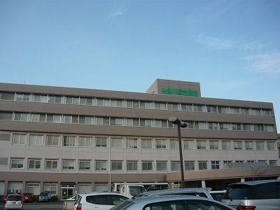 糸魚川総合病院 800m