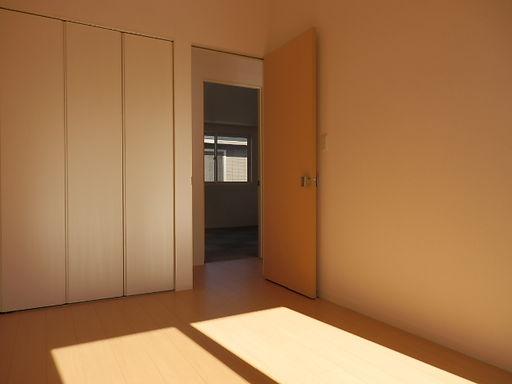 2階洋室(南西)別角度
