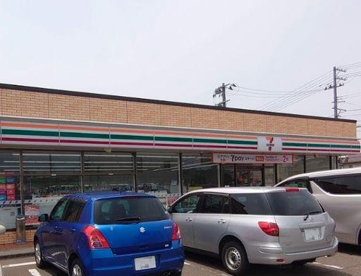 上越市柿崎区柿崎 セブンイレブン上越柿崎インター店 1100m