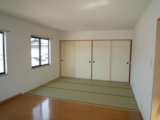 6帖畳スペースあり