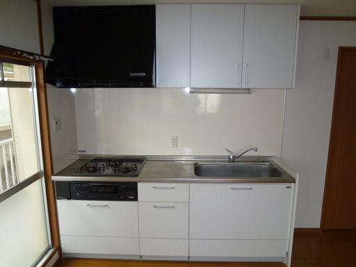 システムキッチン(101号室写真)