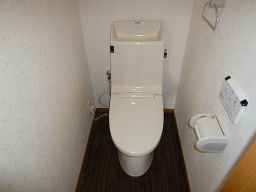 トイレ(101号写真)