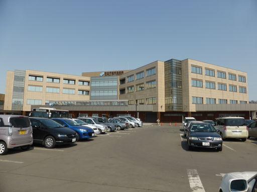 市民病院 1130m