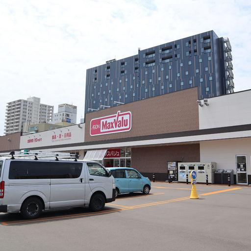 ローソン函館高砂通店 234m