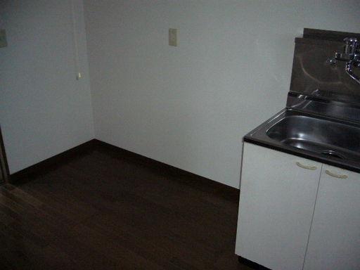 冷蔵庫スペース。