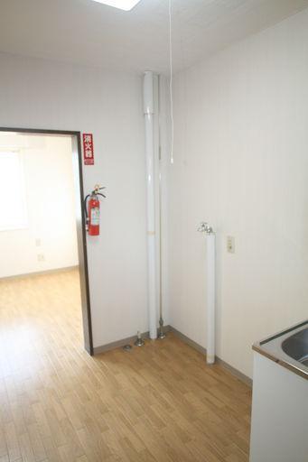 洗濯機・冷蔵庫スペース