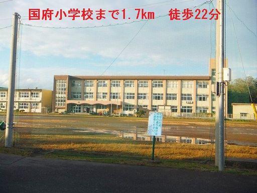 国府小学校 1700m