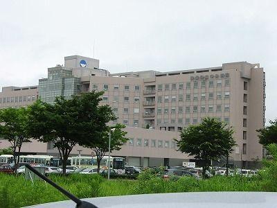 新潟県立中央病院 750m