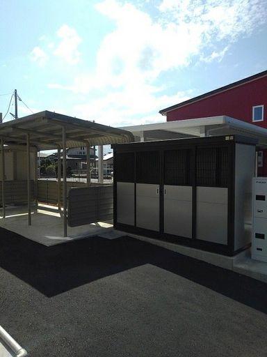 駐輪場・ゴミステーション