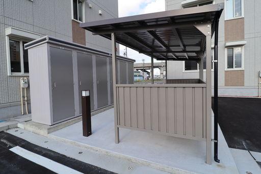 駐輪場・外部物置