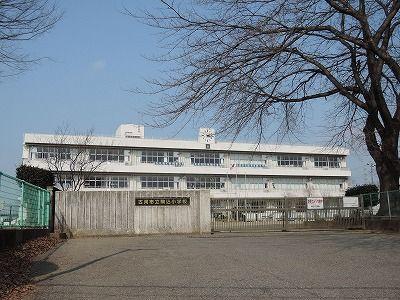 駒込小学校 1200m