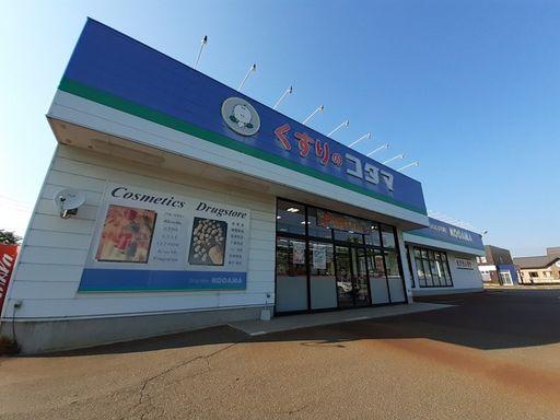 上越市鴨島1 クスリのアオキ 鴨島店 1100m