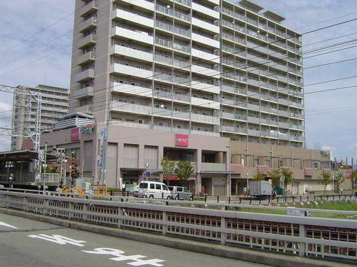駅前商業施設さらら仁川♪