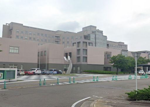 上越市新南町 新潟県立中央病院 1300m