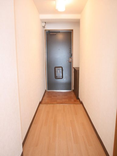 廊下・玄関(センサーライト付)