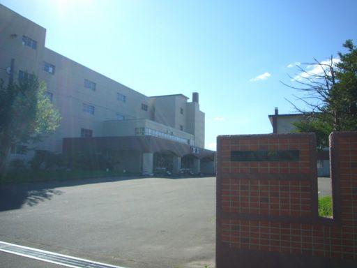 北斗中学校 1050m
