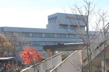 中条病院 345m
