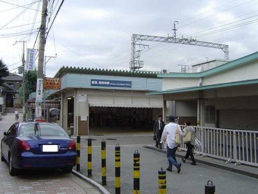 最寄り駅阪急清荒神