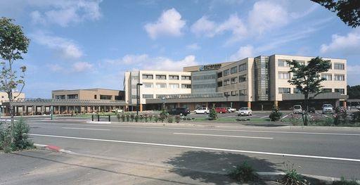 千歳市民病院 800m