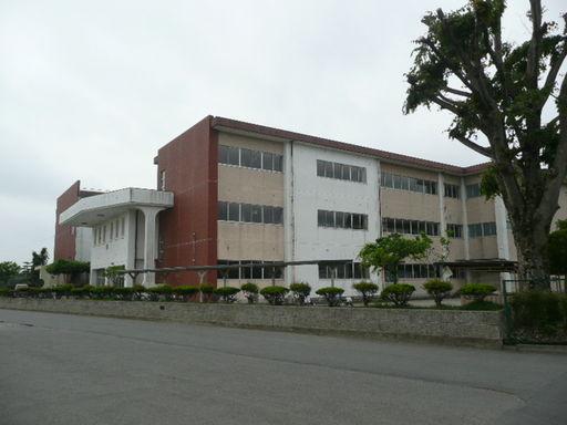 厚崎中学校 3950m