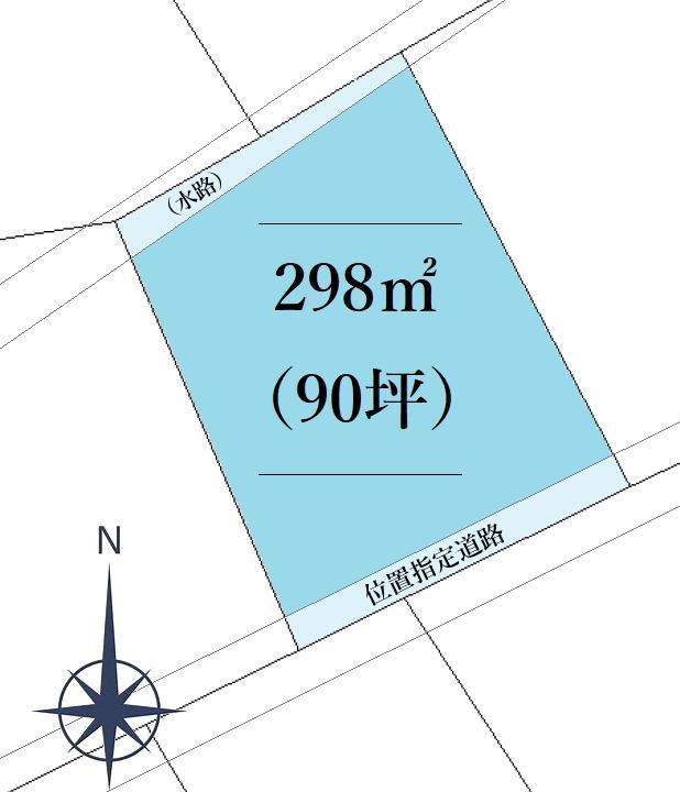 A区画建物プラン例 間取り:3LDK/建物面積:102.00m2/建物参考価格:2,878万円(税込)