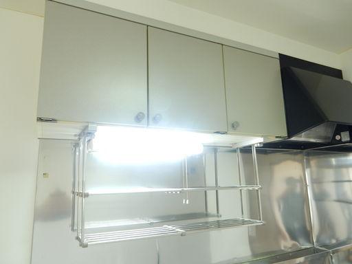 キッチン上収納
