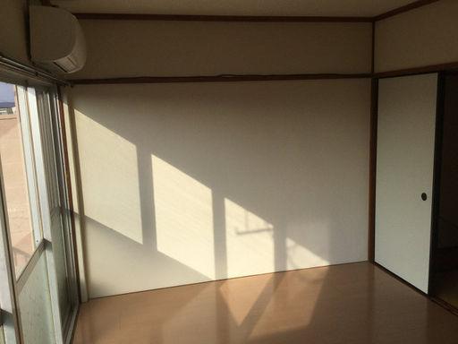 実際のお部屋は和室2部屋になります